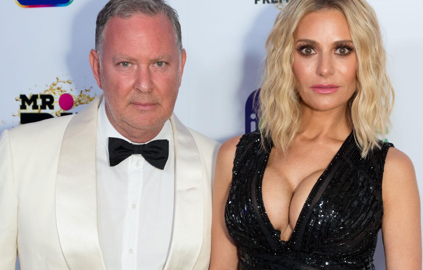 RHOBH Star Dorit Kemsley's Husband PK Gets Wages Garnished Casino Debt