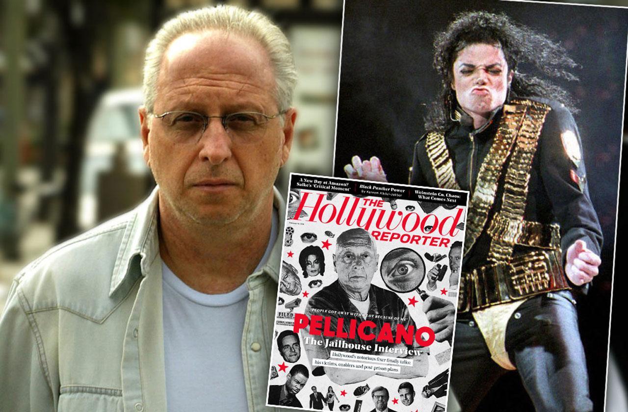 //Anthony Pellicano Michael Jackson Prison Interview pp