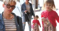 Scarlett Johansson Divorce Daughter Rose