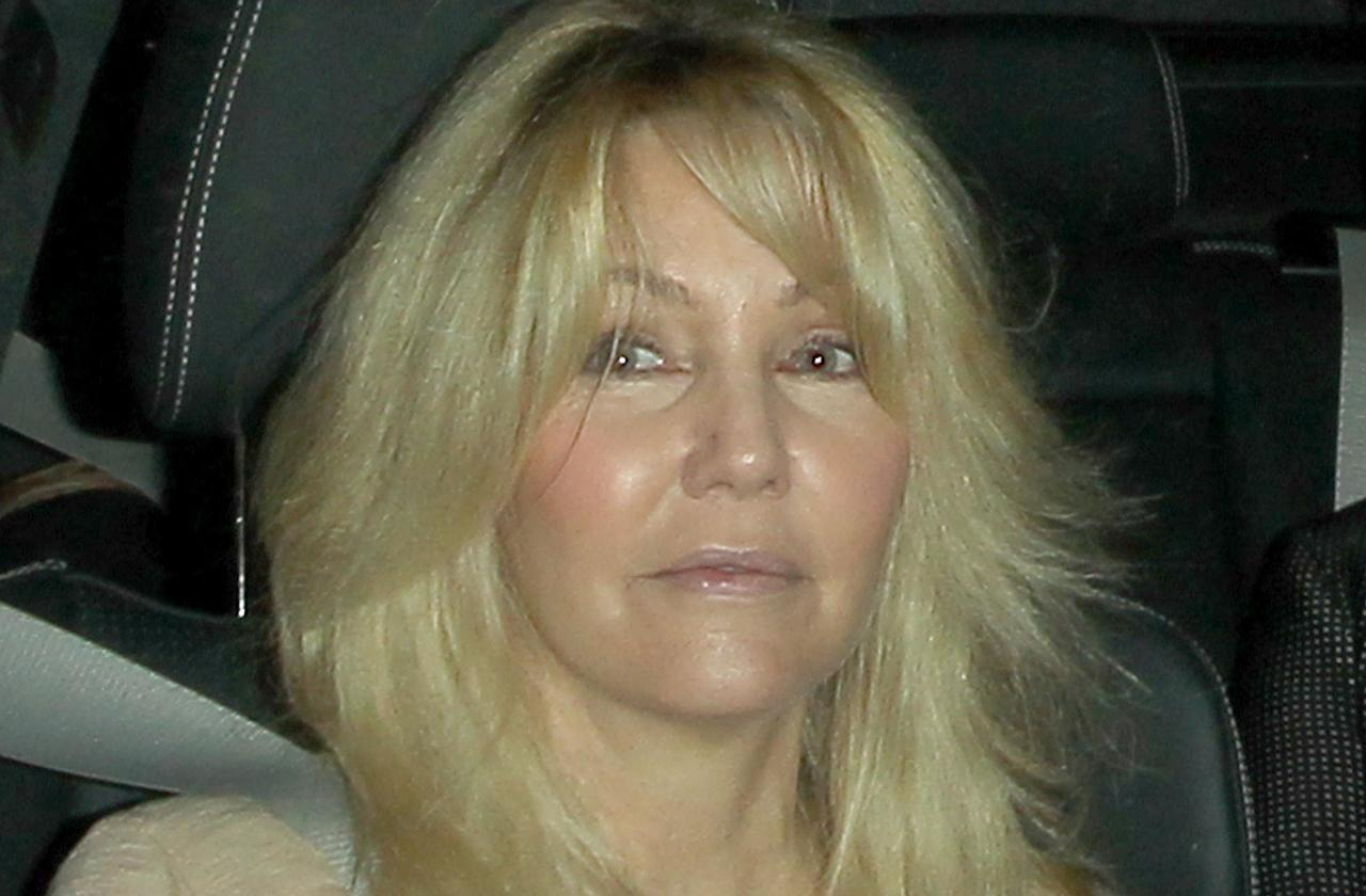 //heather locklear rehab details revealed