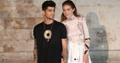 Gigi Hadid Reveals the Name of Her and Zayn Malik's Baby 4 Months After Giving Birth