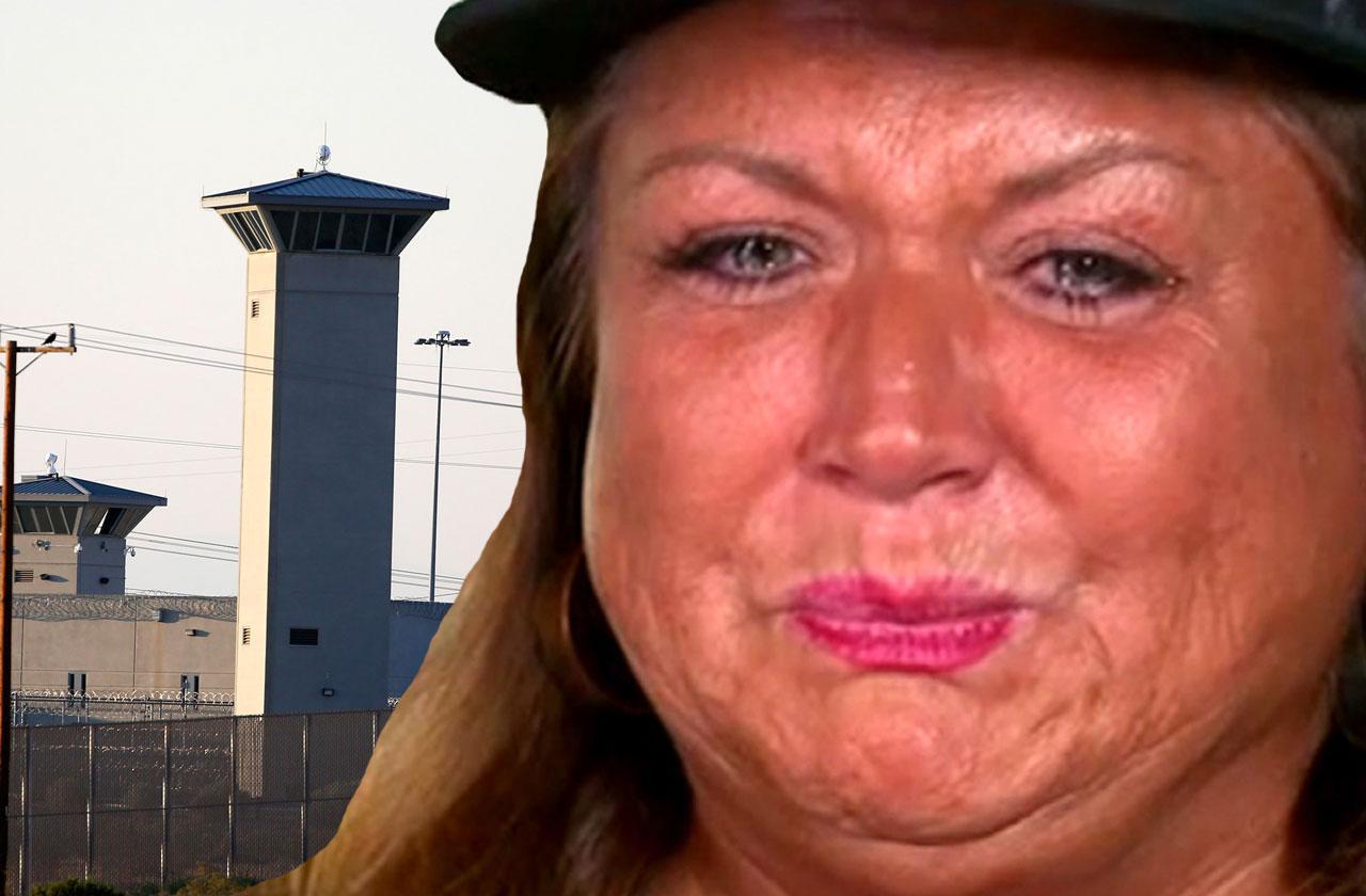 //Abby Lee Miller Prison Thanksgiving pp