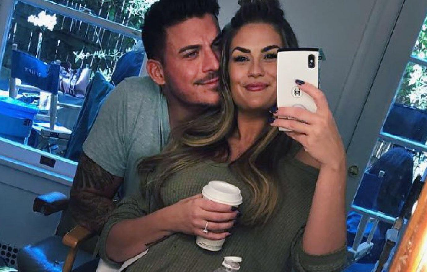Vanderpump Rules Jax And Brittany Celebrate Engagement In Mexico