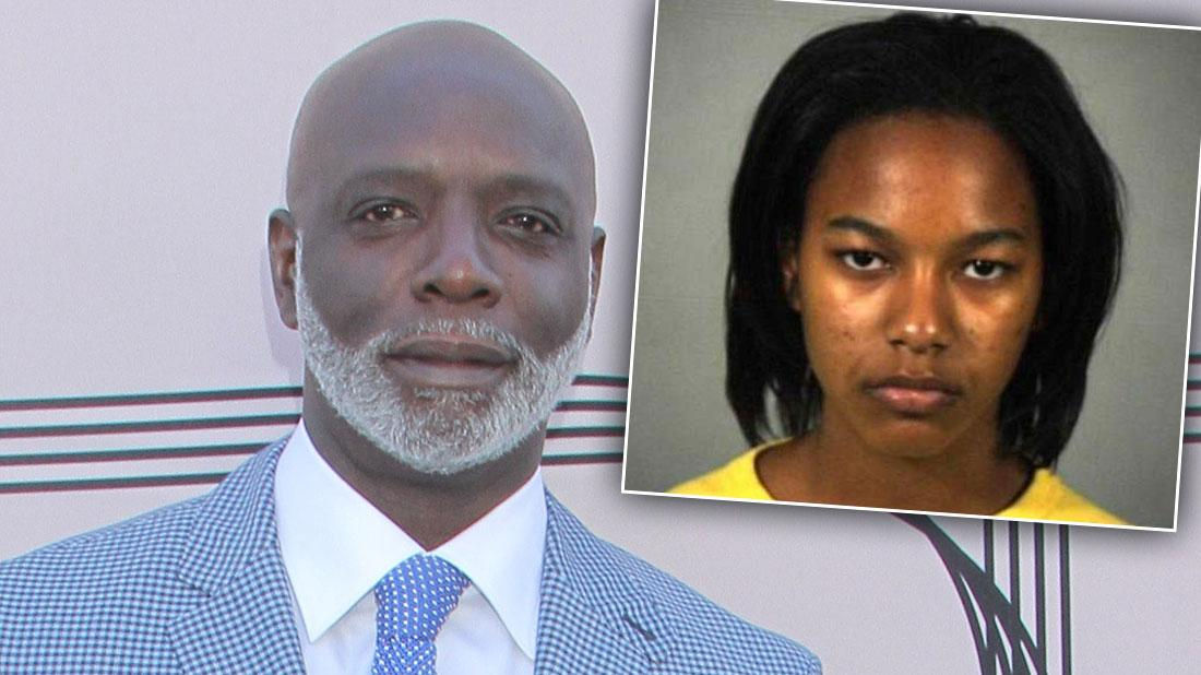 Peter Thomas' Girlfriend's Criminal Past Exposed