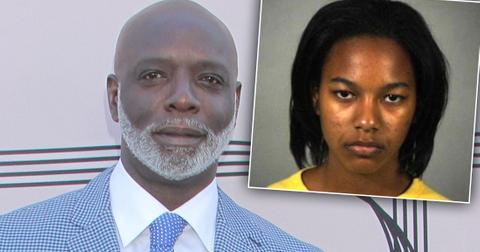 Peter Thomas' Girlfriend's Criminal Past Exposed