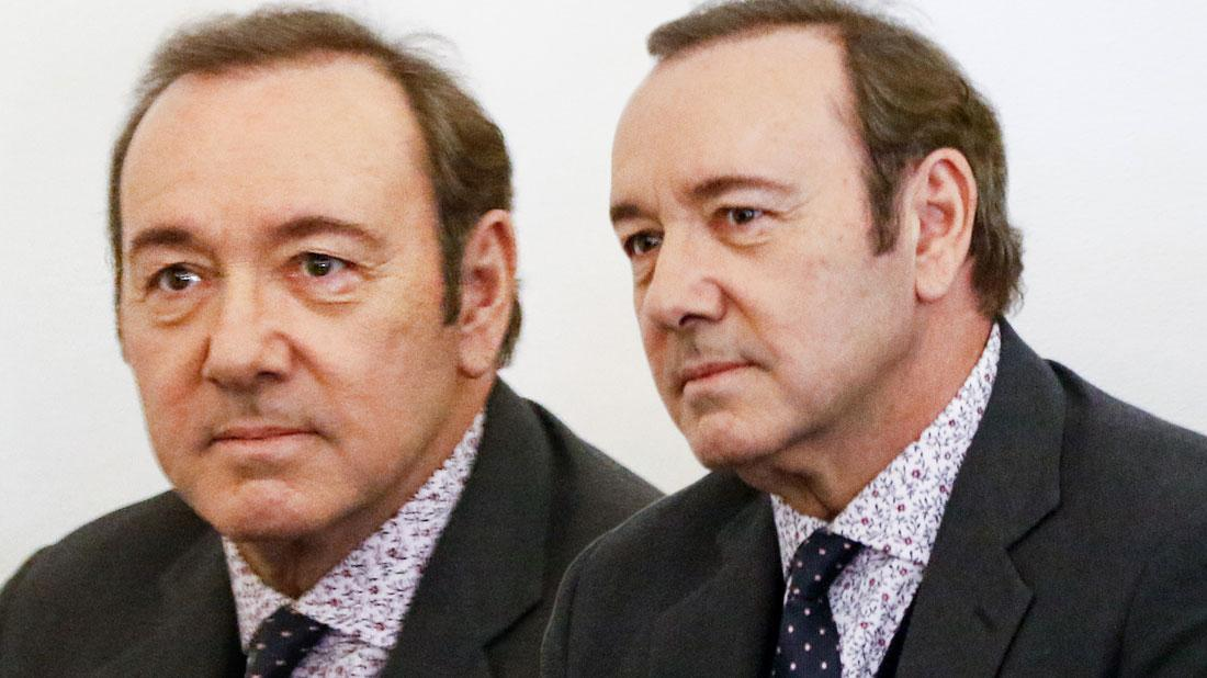 Kevin Spacey Alleged Victim Claims Phone Is Missing In Assault Case
