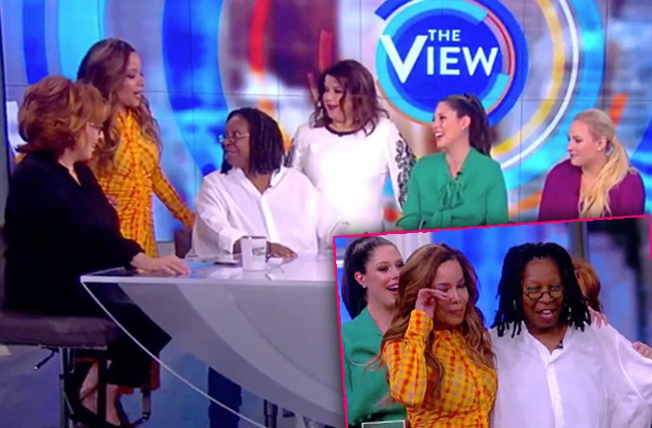 Whoopi Goldberg Returns The View After Pneumonia Battle