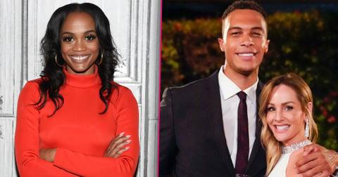 Former Bachelorette Rachel Lindsay Calls Dale Moss and Clare Crawley Split 'Disappointing'