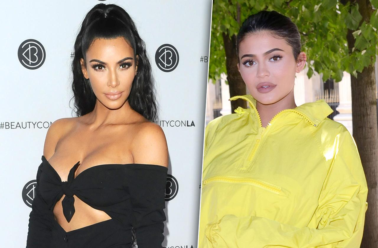 Kim Kardashian Tanning Business Kylie Jenner Rivalry