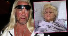 Dog The Bounty Hunter's Wife Beth Cries In Shocking Hospital Photos