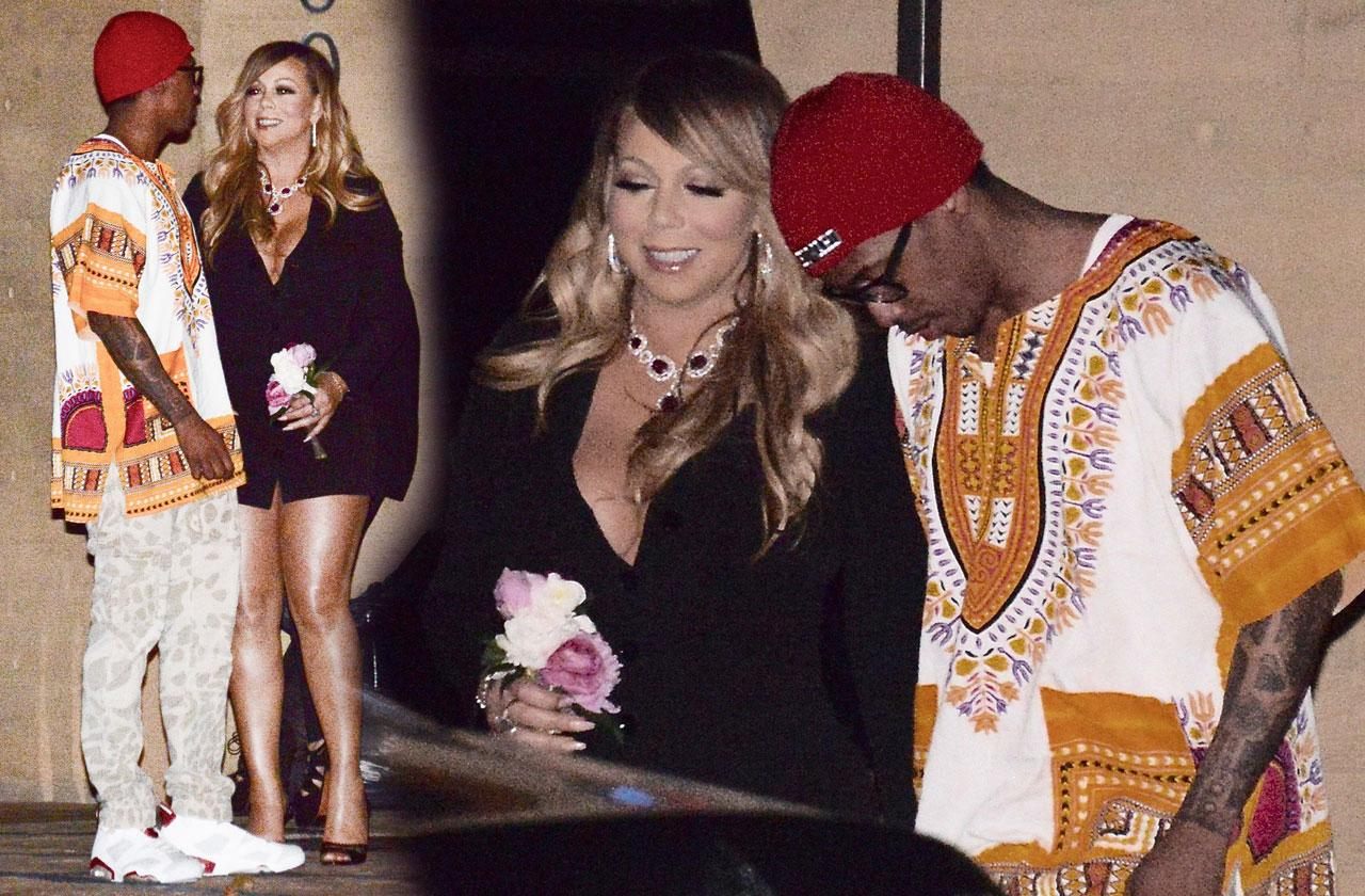 Mariah Carey Nick Cannon Back Together Mothers Day
