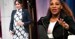 Did Serena Williams Reveal Meghan Markle Having Baby Girl