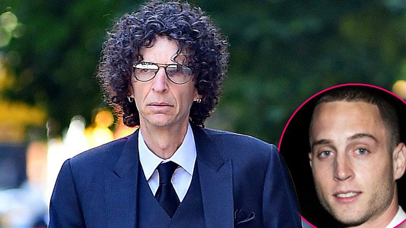 Howard Stern Chet Haze Feud