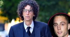 Howard Stern Chet Haze Feud