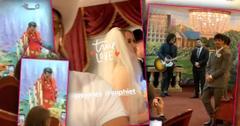 Joe Jonas & Sophie Turned Plotted Wedding A Week Ago, Elvis Officiant Reveals