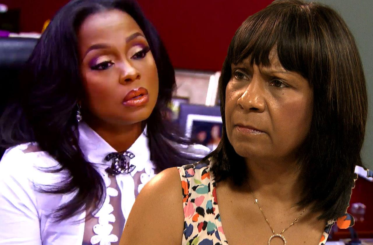 //phaedra parks fired rhoa mama joyce legal action pp