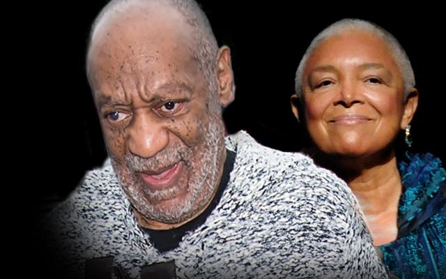 Camille Cosby Won't Be Deposed In Husband Bill Cosby's Sex Abuse Lawsuit - Off The Hook For Now
