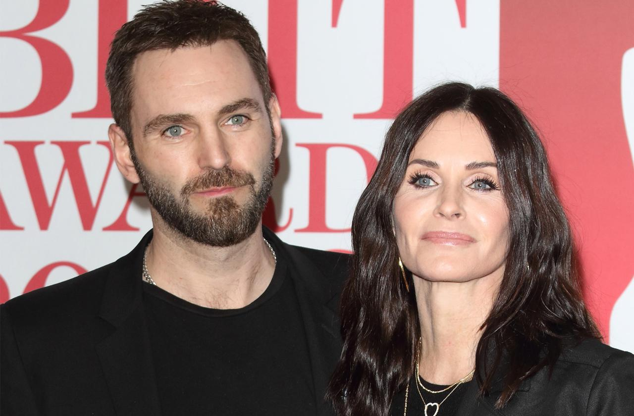 Courteney Cox And Johnny McDaid Planning Two Weddings On Two Different Continents