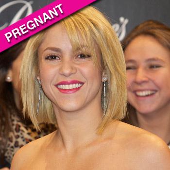 //shakira confirms pregnant wenn