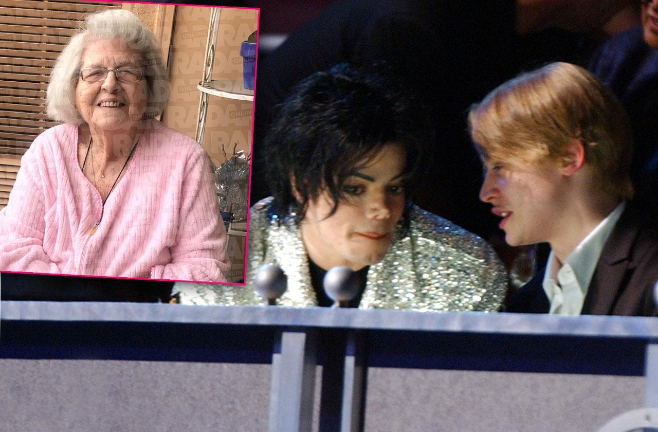 Michael Jackson Macaulay Culkin Juror Eleanor Annabelle Cook