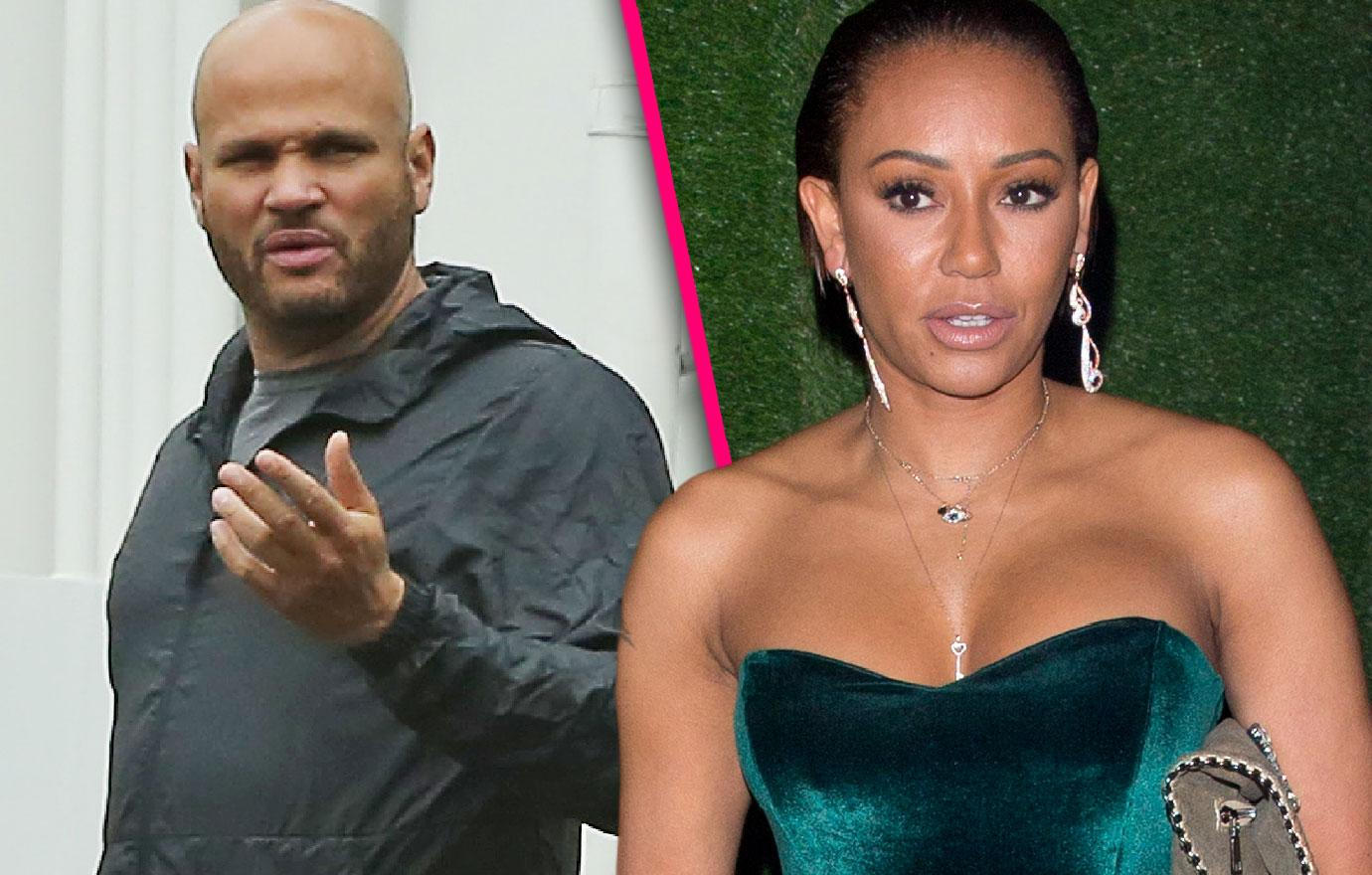 Mel B Talks Her Suicide Attempt During Marriage To Stephen Belafonte