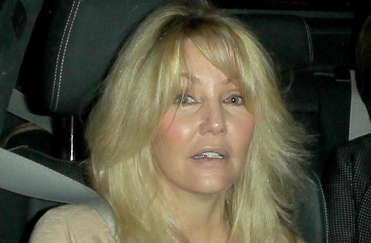 //heather locklear domestic violence rehab pp