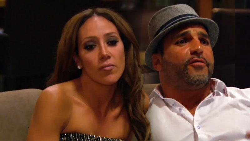 //melissa gorga and joe gorga renting house pp