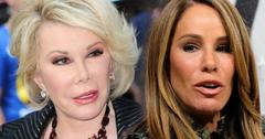 joan rivers melissa rivers secret feud