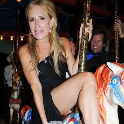 Sonja Morgan  nackt