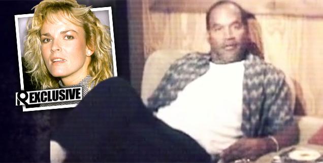 //oj simpson sings along rap nicole brown murder watch footage never before seen wide