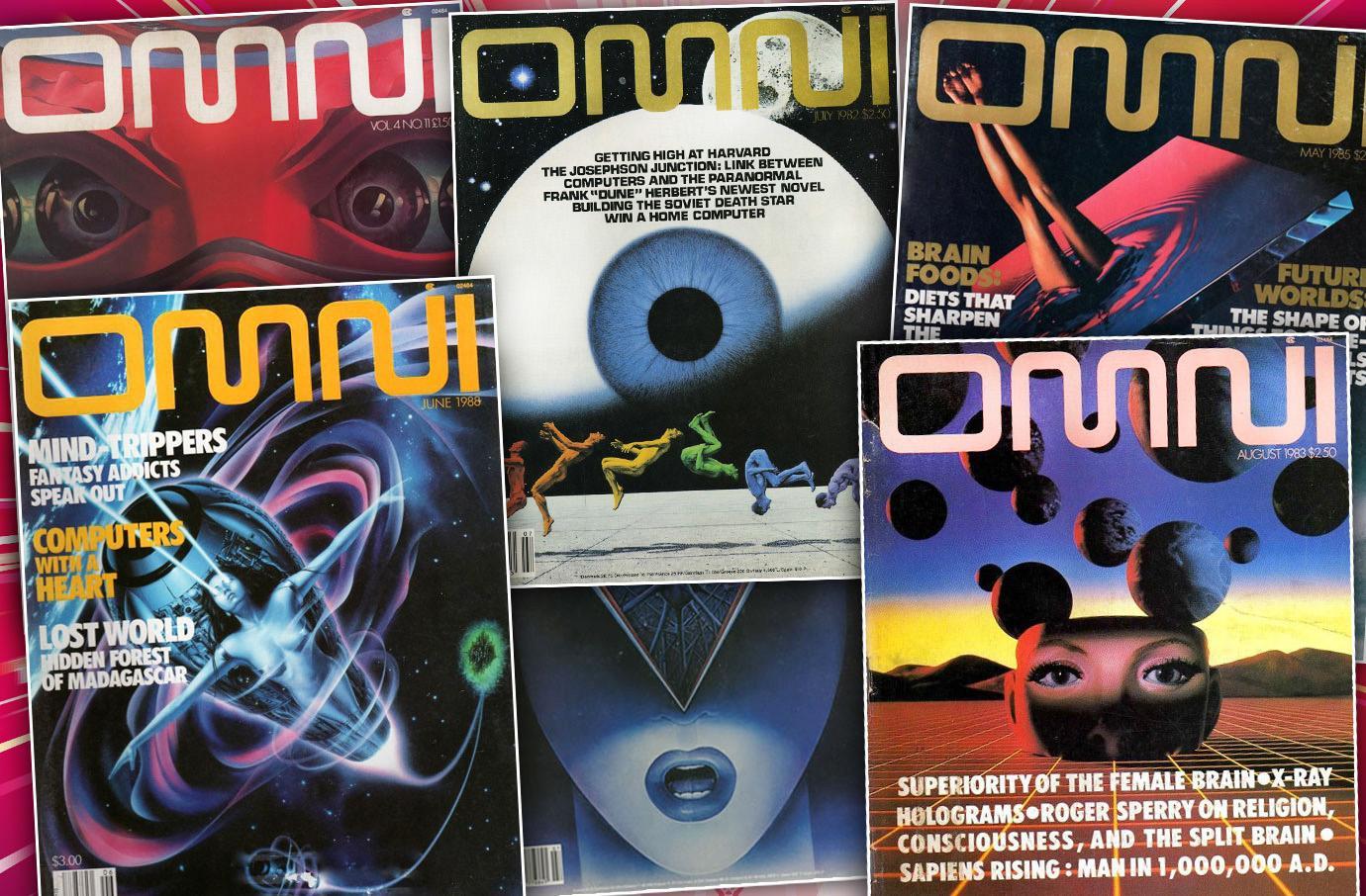 Jerrick Media Launches The Omni Archive