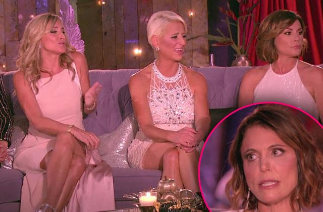 //rhony reunion season  explsoive preview pp