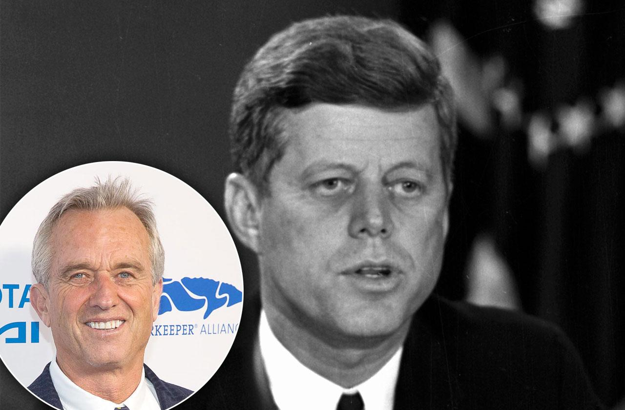 Robert Kennedy new Book Family Believes CIA Killed JFK
