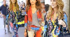//celine dion bizarre outfit zendaya fashion icon pp