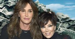 //Kris Jenner Caitlyn Jenner Joint Contract