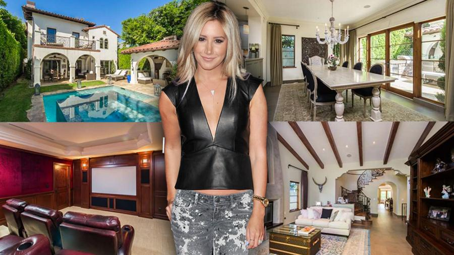 //ashley tisdale house pp