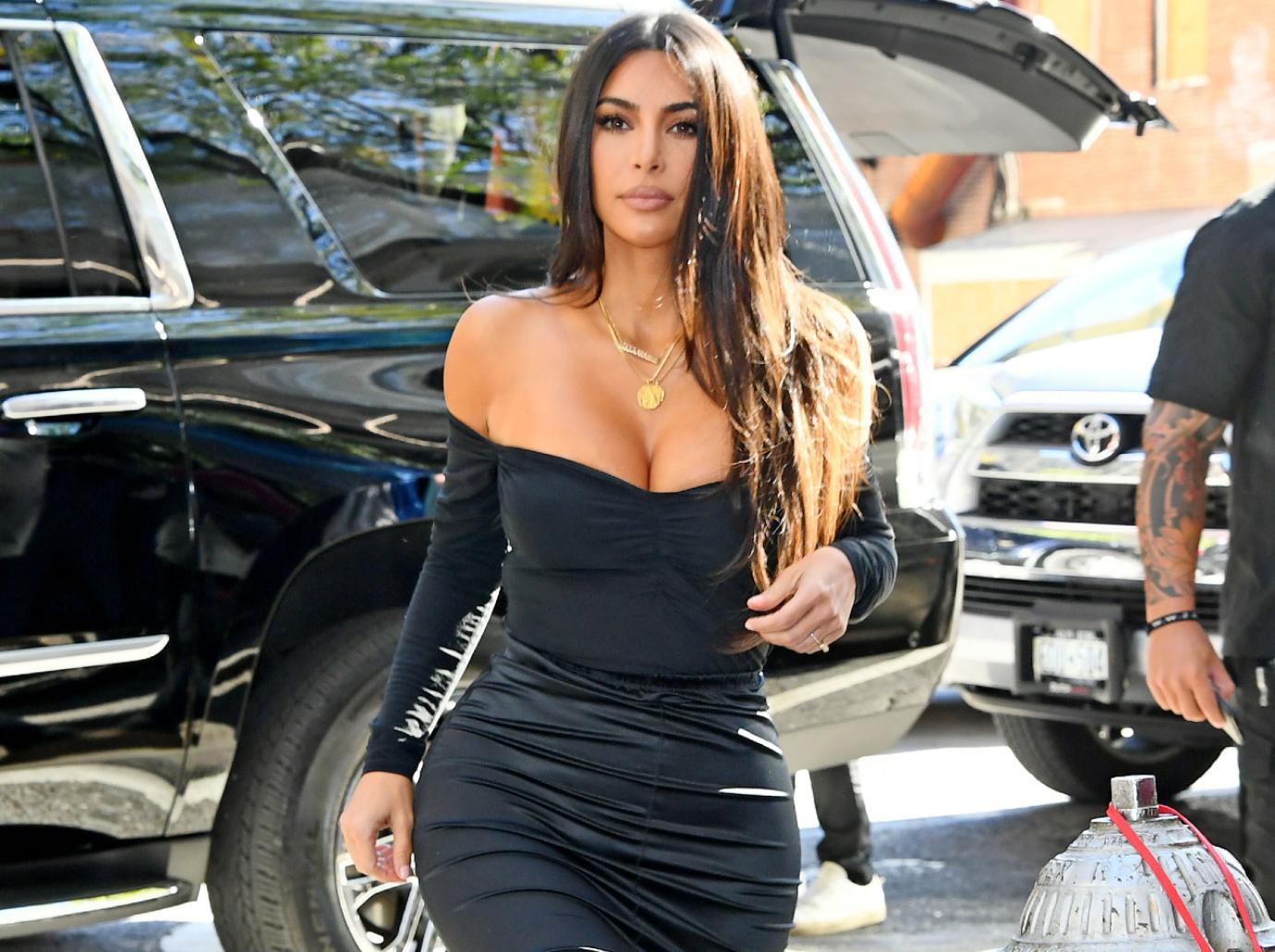 foto da galeria kim kardashian