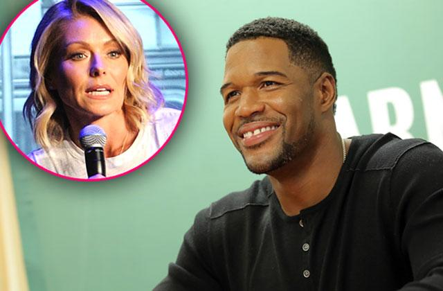 //michael strahan leaving live kelly ripa feud replacement pp