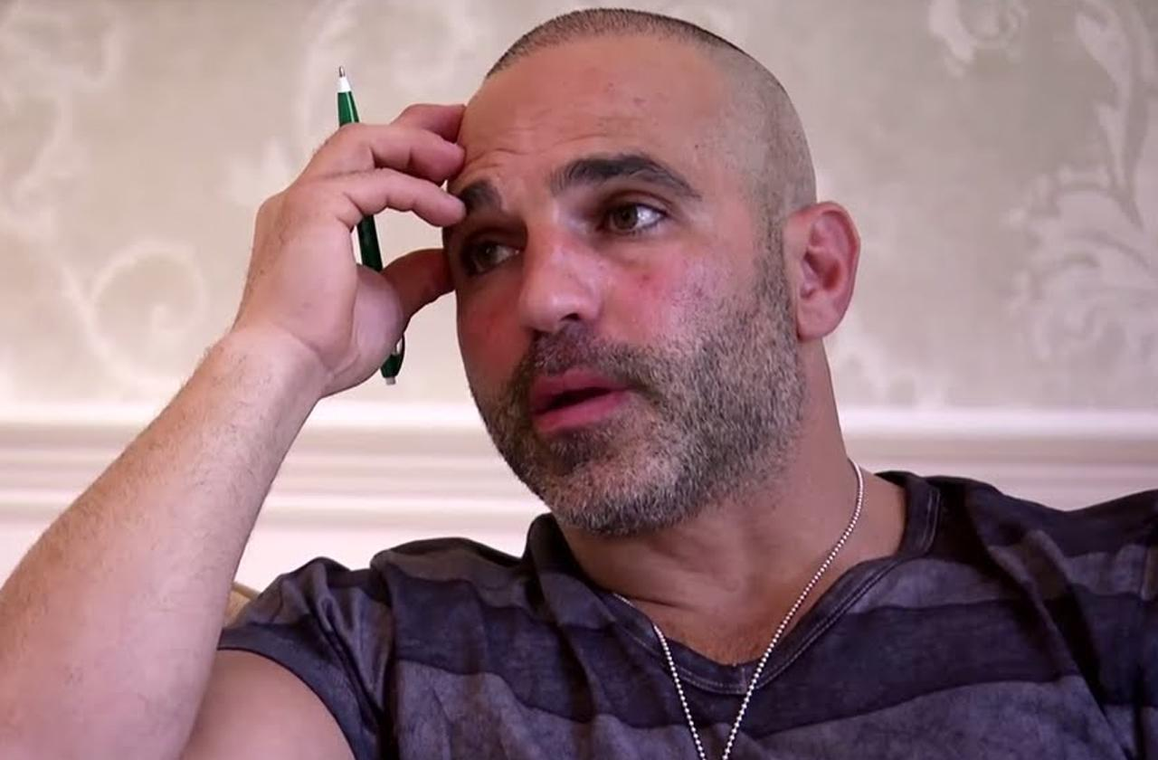 joe gorga landscaping business suspended before shoplifting scandal lawsuit rhonj