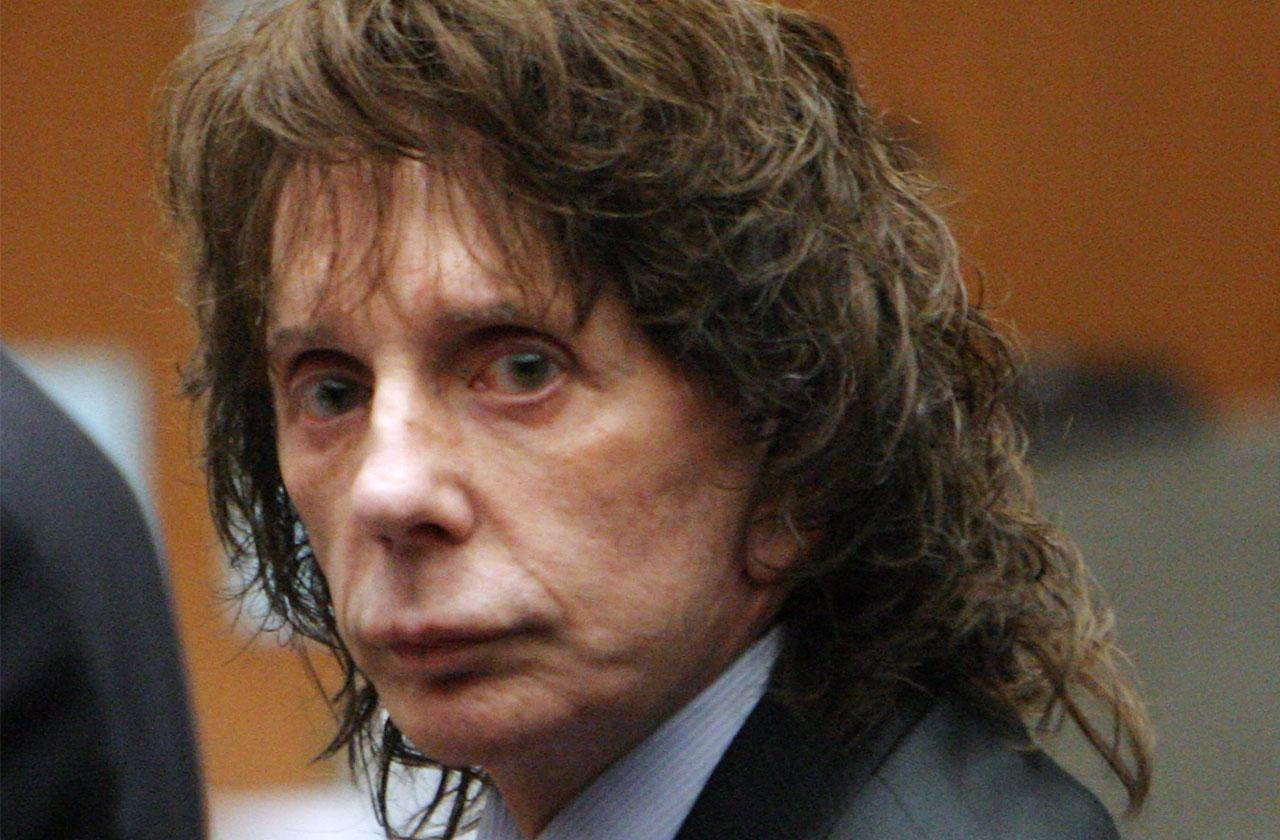 Phil Spector – Music Producer And Killer Finds New Love Behind Bars