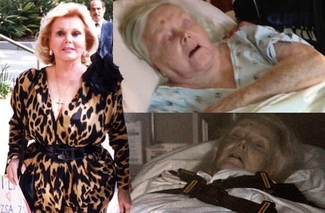 //Zsa Zsa Gabor Dead Prince Frederic Funeral pp