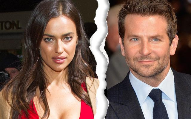 Bradley Cooper Irina Shayk Breakup -- Model Has A New Man