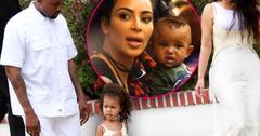 //Kim Kardashian Kanye Divorce Kids Saint North West pp