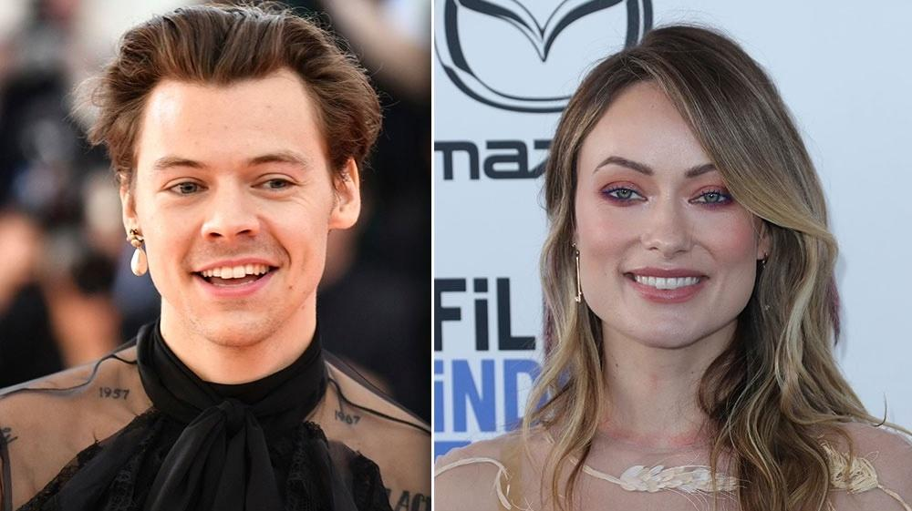 Harry Styles and Olivia Wilde Spark Dating Rumors, Reportedly Had 'Instant' Chemistry