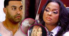 //apollo nida fiancee engagement ring phaedra parks feud pp
