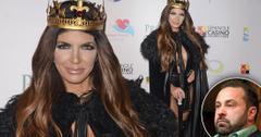 Teresa Giudice Dresses Up In Costume Amid Divorce With Joe
