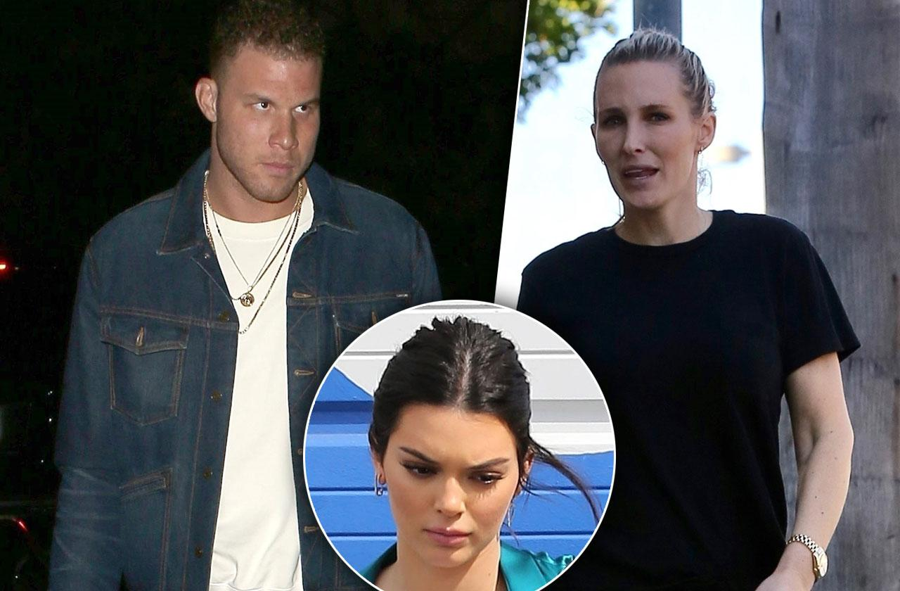Blake Griffin Denies Baby Mama Claims