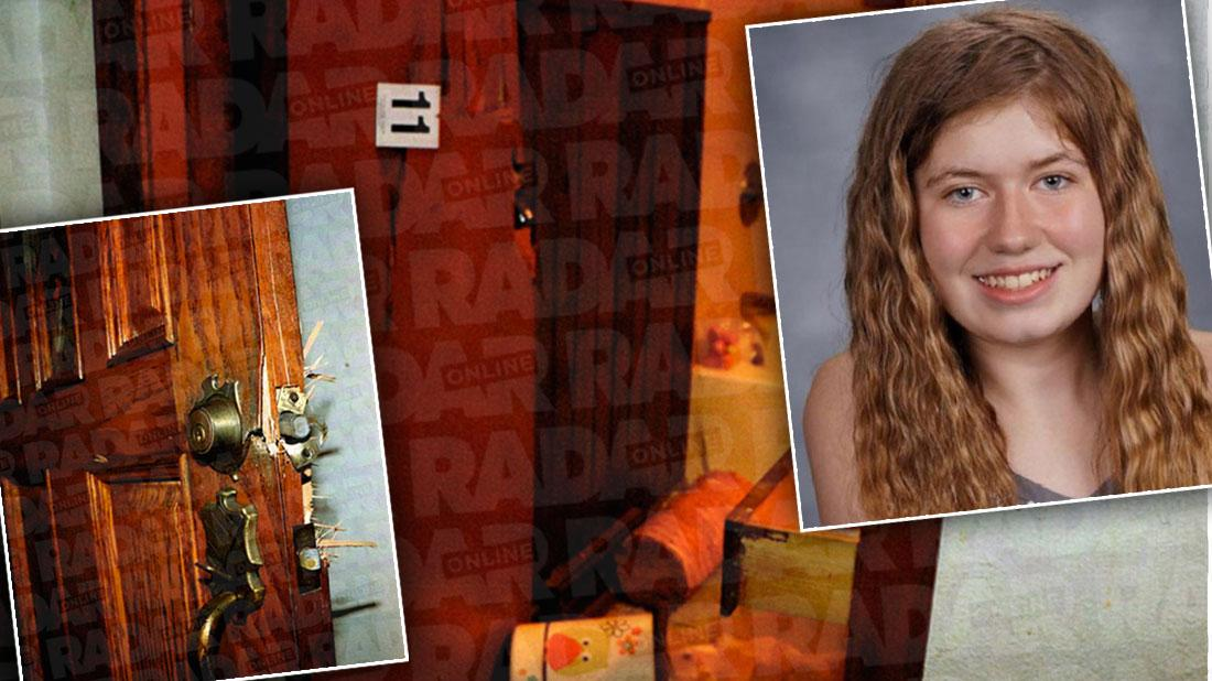 JAYME CLOSS: FIRST PHOTOS INSIDE HORRIFIC MURDER-KIDNAPPING SCENE