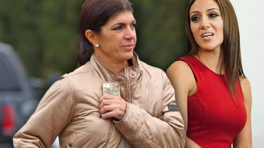 Teresa Giudice Prison Joe Melissa Gorga