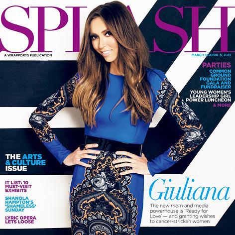 //giuliana rancic splash cover pp